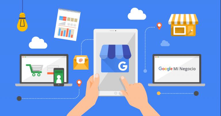 Configuración de Google Mi Negocio – Listado Nuevo